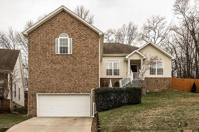 Hendersonville Single Family Home For Sale: 109 Coldwater Dr