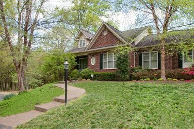 Davidson County Single Family Home For Sale: 4410 Estes Rd