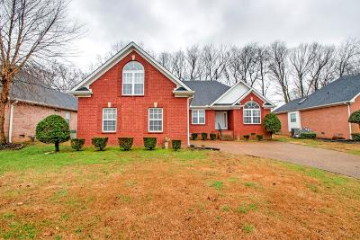 Davidson County Single Family Home For Sale: 661 Kingsway Dr