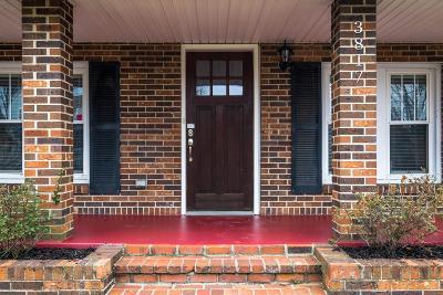 Nashville Single Family Home For Sale: 3817 Park Ave
