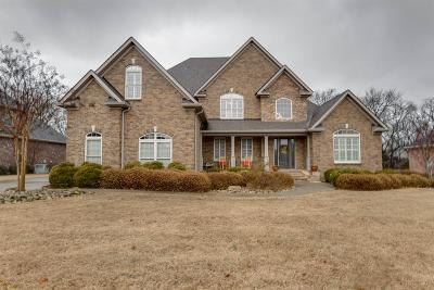 Murfreesboro Single Family Home For Sale: 2817 Wynthrope Hall Dr