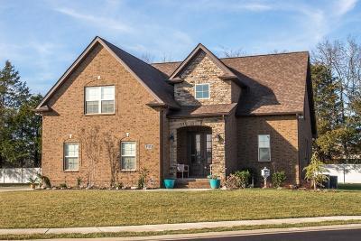 Murfreesboro Single Family Home For Sale: 2213 Lionheart Dr