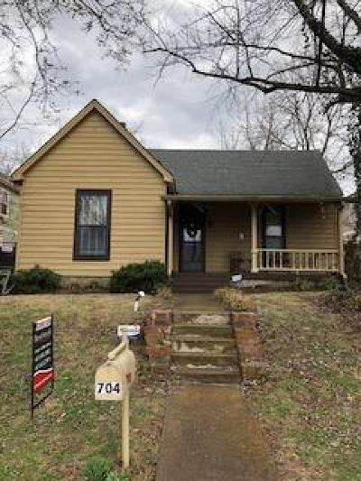 Davidson County Single Family Home For Sale: 704 47th Ave N
