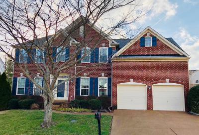 Nashville Single Family Home For Sale: 116 Stone Briar Ct