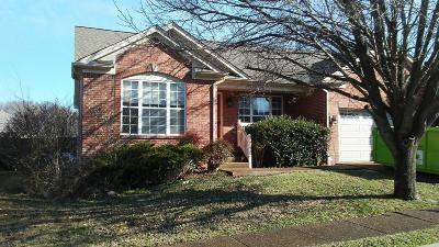 Davidson County Single Family Home For Sale: 8317 Trading Post Ct