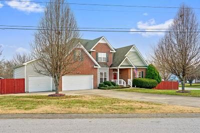 Clarksville TN Single Family Home For Sale: $231,900