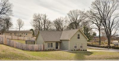 Clarksville TN Single Family Home For Sale: $183,500