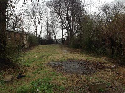 Nashville Residential Lots & Land For Sale: 2708 Batavia St
