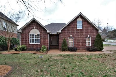 Davidson County Single Family Home For Sale: 4212 Rachel Donelson Pass