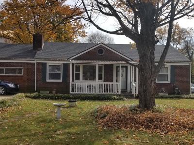 Davidson County Single Family Home For Sale: 1433 Riverside Dr