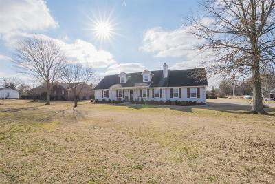Rutherford County Single Family Home For Sale: 3897 Manson Pike