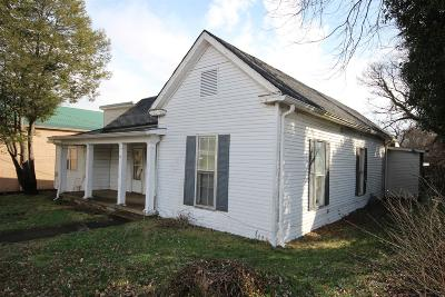Robertson County Multi Family Home For Sale: 1102 Batts Blvd