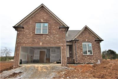 Wilson County Single Family Home For Sale: 28 Hartmann Crossing Dr #28-C