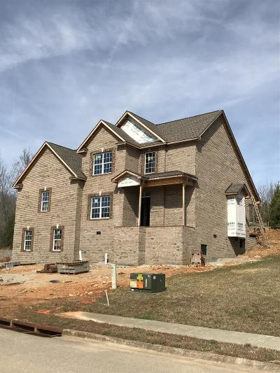 Montgomery County Single Family Home For Sale: 106 Woodlands/Cedarmont Lot