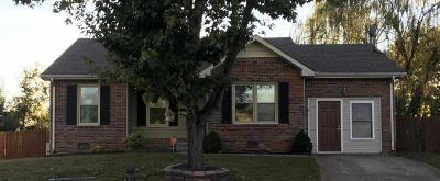 Montgomery County Single Family Home For Sale: 1063 Biltmore Pl