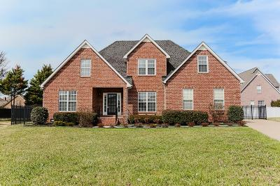 Rutherford County Single Family Home For Sale: 3022 Spottswood Cir
