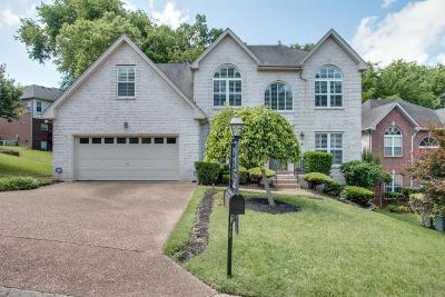 Davidson County Single Family Home For Sale: 1605 Pakenhams Retreat