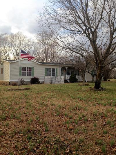 Cheatham County Single Family Home For Sale: 697 Poplar Ridge Rd