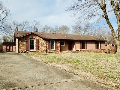 Montgomery County Single Family Home For Sale: 1545 Armistead Dr