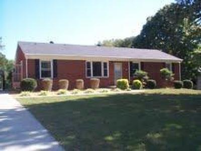 Clarksville Rental For Rent: 411 Circle Drive