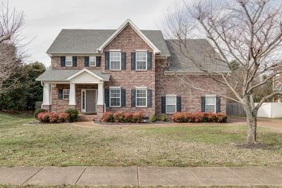 Spring Hill Single Family Home For Sale: 3025 Harrah Dr