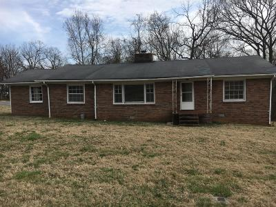 Clarksville Rental For Rent: 2215 Glory Drive