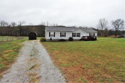 Watertown TN Single Family Home For Sale: $124,900
