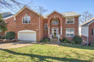 Nashville Single Family Home For Sale: 1433 Cedarway Ln