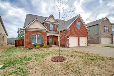 Rutherford County Single Family Home For Sale: 5824 Napa Valley Dr