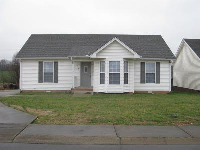 Robertson County Single Family Home For Sale: 210 Travis Ln