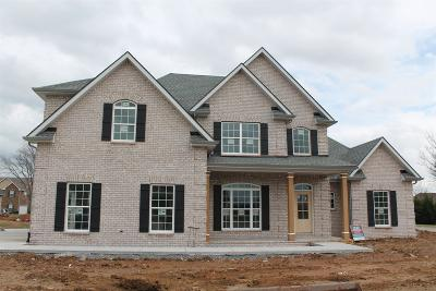 Rutherford County Single Family Home For Sale: 2723 United Dr