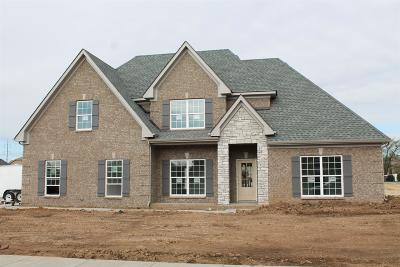 Rutherford County Single Family Home For Sale: 2724 Aristocrate Dr
