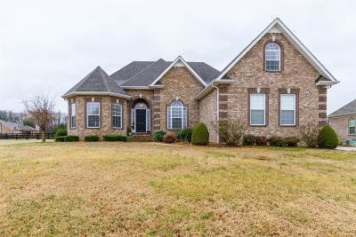 Rutherford County Single Family Home For Sale: 4314 Thoroughbred Ln