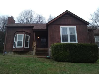 Davidson County Single Family Home For Sale: 421 Cedarmont Dr