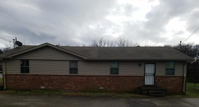 Davidson County Single Family Home For Sale: 3728 Village Trl