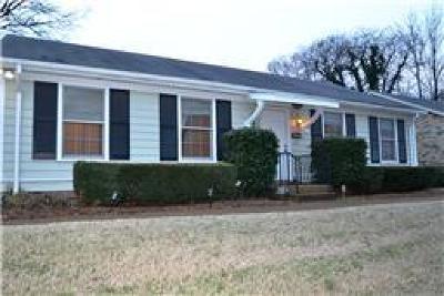 Nashville Rental For Rent: 3105 B Wellington Ave