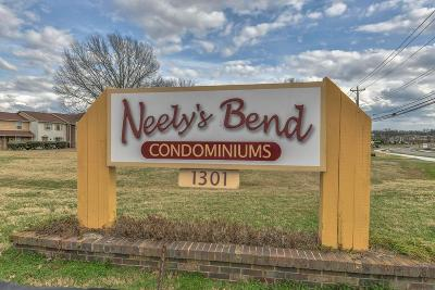 Davidson County Condo/Townhouse For Sale: 1301 Neelys Bend Rd # 3 #3