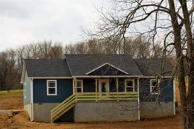 Alexandria Single Family Home Under Contract - Showing: 530 Lower Helton Rd