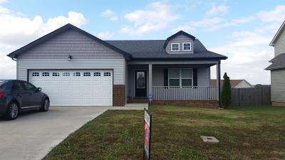 Clarksville Rental For Rent: 1037 Dwight Eisenhower
