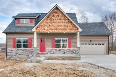 Burns TN Single Family Home For Sale: $269,900