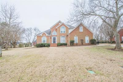 Murfreesboro Single Family Home For Sale: 3013 Palace Pl