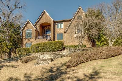 Nashville Single Family Home For Sale: 40 Park Crescent Cir