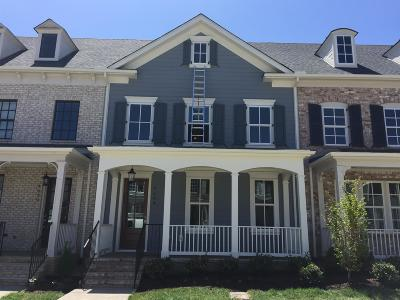 Franklin TN Single Family Home For Sale: $417,567