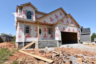 Clarksville Single Family Home For Sale: 1068 Fuji Lane