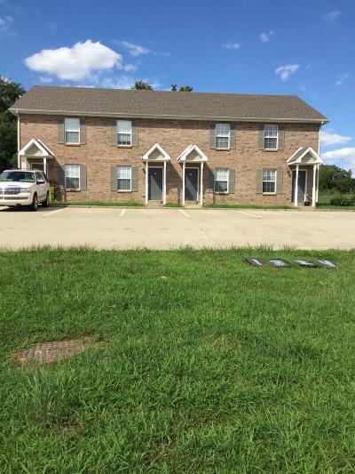 Clarksville Rental For Rent: 776 A Cherrybark Lane