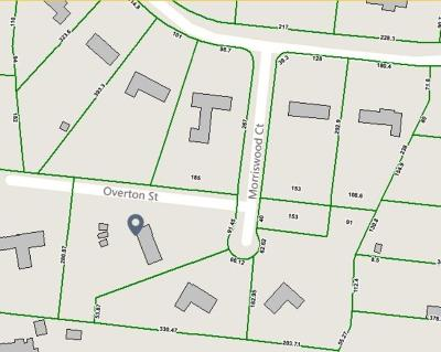 Nashville Residential Lots & Land For Sale: 4201 Morriswood Ct