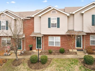 Hendersonville Condo/Townhouse Under Contract - Showing: 341 Bonita Pkwy #341