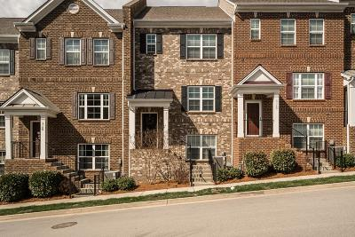 Brentwood Condo/Townhouse Under Contract - Showing: 5111 Ander Dr