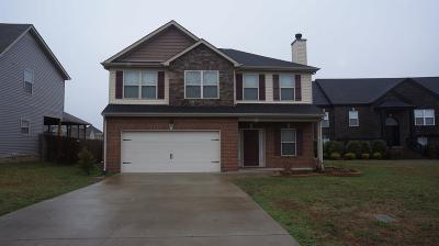 Clarksville Single Family Home For Sale: 1178 Dygert Ct
