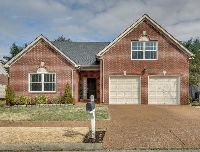 Franklin Single Family Home For Sale: 1034 Glastonbury Dr